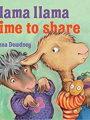Children's Picture Books About Sharing - Reading Obsessed
