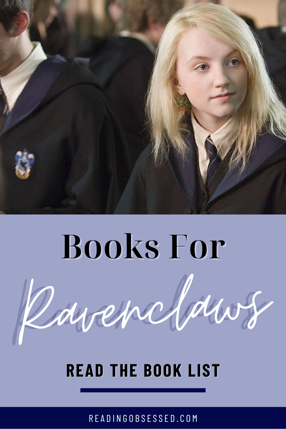 Books for Ravenclaws